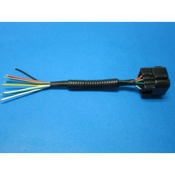 Macho a macho sin soldadura Flexible Breadboard Jumper cables