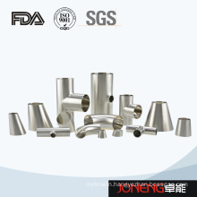 Stainless Steel Butt Welded Sanitary Pipe Fitting (JN-FT3007)