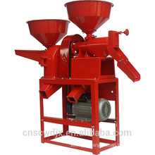 DONGYA N40-21 03 Small Rice husker machine and grain grinder 2 in 1