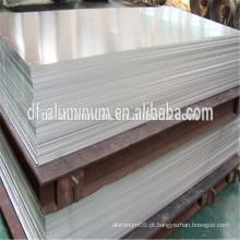 Folha de alumínio 2024 para armação