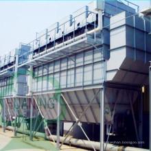 Colector de polvo de cartucho vertical del fabricante de alta eficiencia