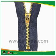 No. 3 Brass Zipper C/E, P/L