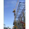 Heavy lifting equipment crane