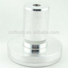 подгонянный CNC высокой точности алюминиевая поворачивая часть