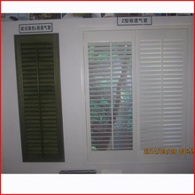Factory direct price /accept payapl payment/Z Frame 89 mm Blade Timber Window Shutter