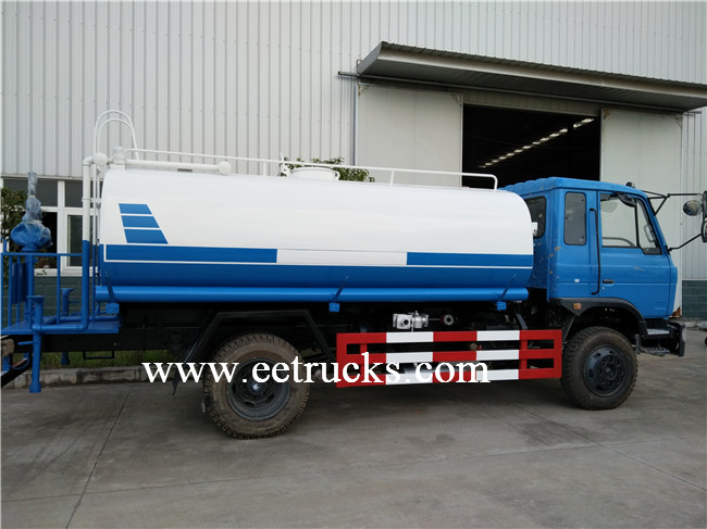 RHD Water Tank Trucks