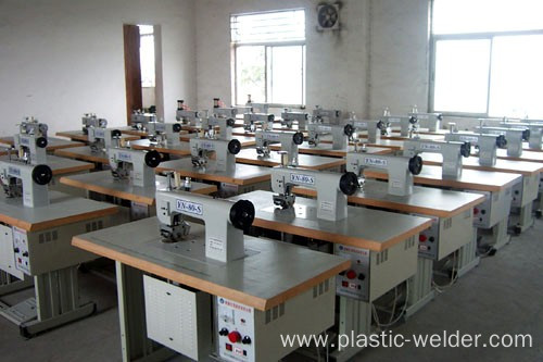 200mm Ultrasonic Lace Sewing Machine