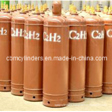 Seamless C2h2 Acetylene Gas Cylinders