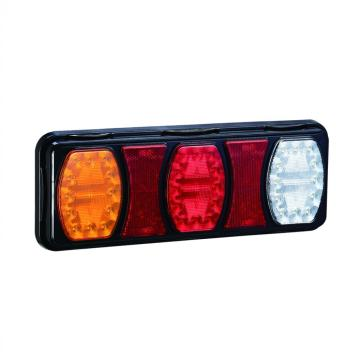 100% kalis air LED Jumbo Tail Lamps Dengan ADR