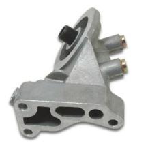 Componente de fundición a presión de aluminio para la máquina