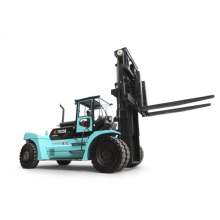 30.0 Ton Diesel Forklift With Attachment