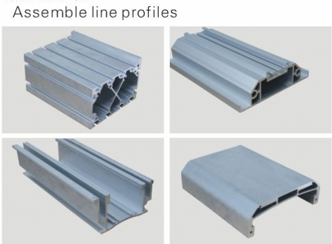 extruded profiles