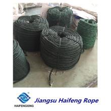 Certificación de calidad de la cuerda de nylon negro El precio de la hornada mezclada es preferencial