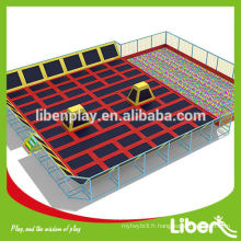 Grand parc de trampoline extérieur européen standard LE.BC.053