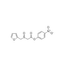 Ácido 4-nitrofenil 2- (furfurilsulfinil) acético para Nafufina Número CAS 123855-55-0