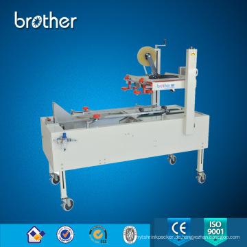 Spezielle Modell-halbautomatische Karton-Versiegelungs-Maschine / Karton-Versiegelung As923