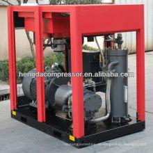 Schraubentyp, batteriebetriebener Luftkompressor