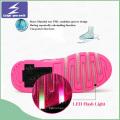 USB-Aufladungslicht LED-Schuhe mit 11 veränderbare Farbe