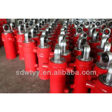 hydraulic cylinder for dump trailer