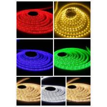Luz de tira flexível impermeável do diodo emissor de luz de 24V SMD2835