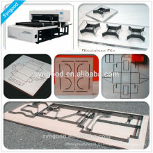 Лазерный отрезной станок для картонной резки Syngood Цена SG1218 (1200 * 1800 мм)