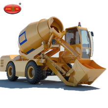 Good Quality Self Loading Mobile Concrete Mixer Price