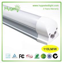 O preço por atacado T8 conduziu a luz smd2835 do tubo Tubo quente incorporado 18W do jizz conduziu a luz do tubo