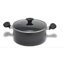 Aluminum cookware cheap cooking pot
