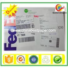 Prix d'usine 250g Duplex Board Paper Gray Back