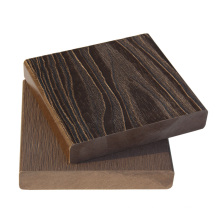 new plastic wood material house decking composite plastic