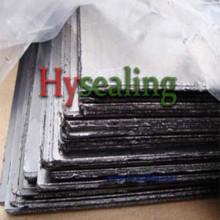 Folha de grafite com folha de metal (HY-G400M)
