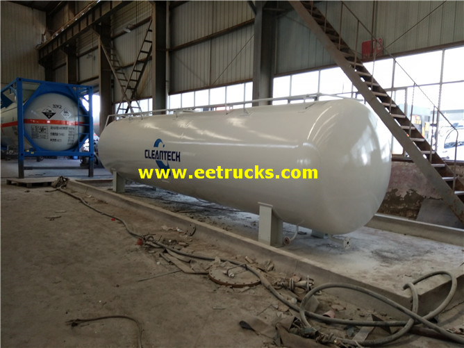 30000 Litres 15T NH3 Gas Storage Tanks