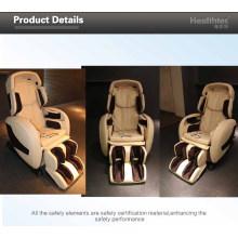 Chine Chaise de massage électrique de luxe avec Shiatsu (WM001-S)