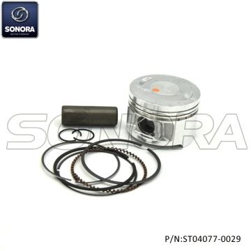 Kit piston YAMAHA YBR125 (P / N: ST04077-0029) Top Qualité