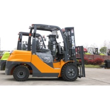 3 Ton Diesel Forklift With Container Mast