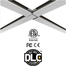 Dimmable 1FT / 10W - 1.5FT / 15W - 2FT / 20W - 3FT / 30W - 4FT / 35W - 4FT & 5FT / 45W - 5FT / 50W 1000 ~ 5000lm LED Office Linear Light avec ETL / cETL