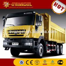 camión volquete para el camión volquete de la marca de Etiopía IVECO con el radiador del camión volquete de la grúa para la venta