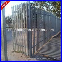 Barreira de arame farpado de alta segurança para cercas especiais de proteção e áreas militares