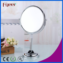 Fyeer Wholesale 8 pouces Round Stretchable Bathroom Desktop Mirror (M5428)