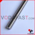 A2 A4 Stainless Steel Threaded Rod Threaded Bar