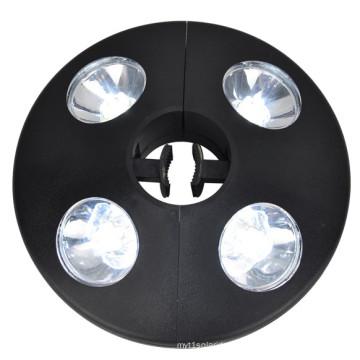 Lampe parapluie de camping extérieur à LED
