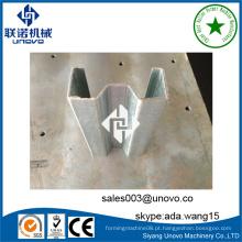 Mancha de produtos de aço galvanizado