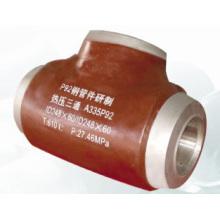 Hohe Temperatur geschmiedete Tee (3000LBS - 9000LBS)