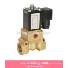 Válvula de solenoide de 4/2 vías de la serie KL0311 y accionada por piloto, junta VITON