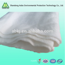 China supplier water absorbent polyester felt wadding/cotton wadding