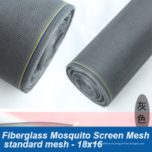 Malla de pantalla de mosquito de fibra de vidrio (HP-SCREENING0105)