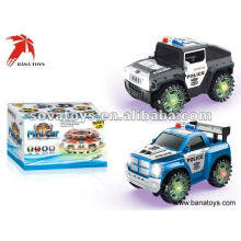 B/O POLICE CAR WITH LIGHT 905011838 CARTON CAR