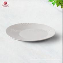 Отель использовал тарелку для свадьбы , Ресторан столовые приборы с логотипом