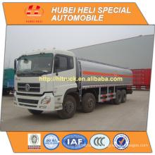 Nuevo DONGFENG 8x4 oil truck 35000L precio barato hecho en China