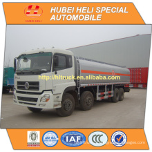 Novo caminhão de óleo DONGFENG 8x4 35000L preço barato na China